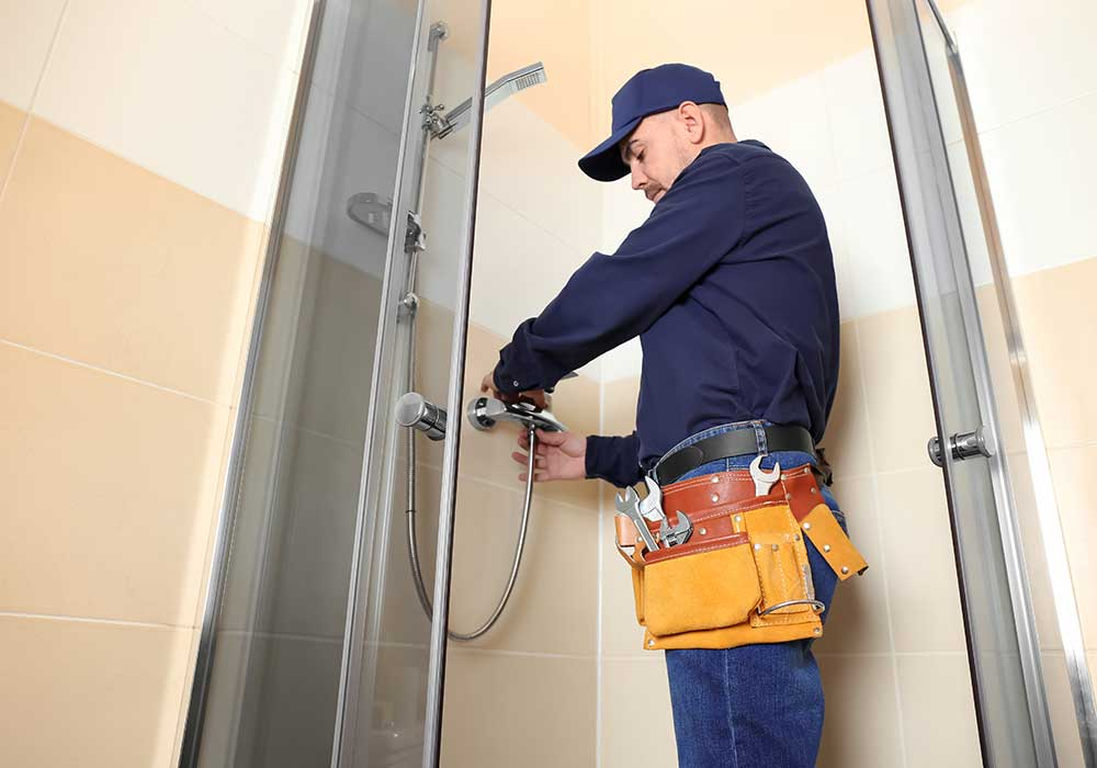 Plumber burleson tx, plumber weatherford tx, plumber cleburne tx, shower installation
