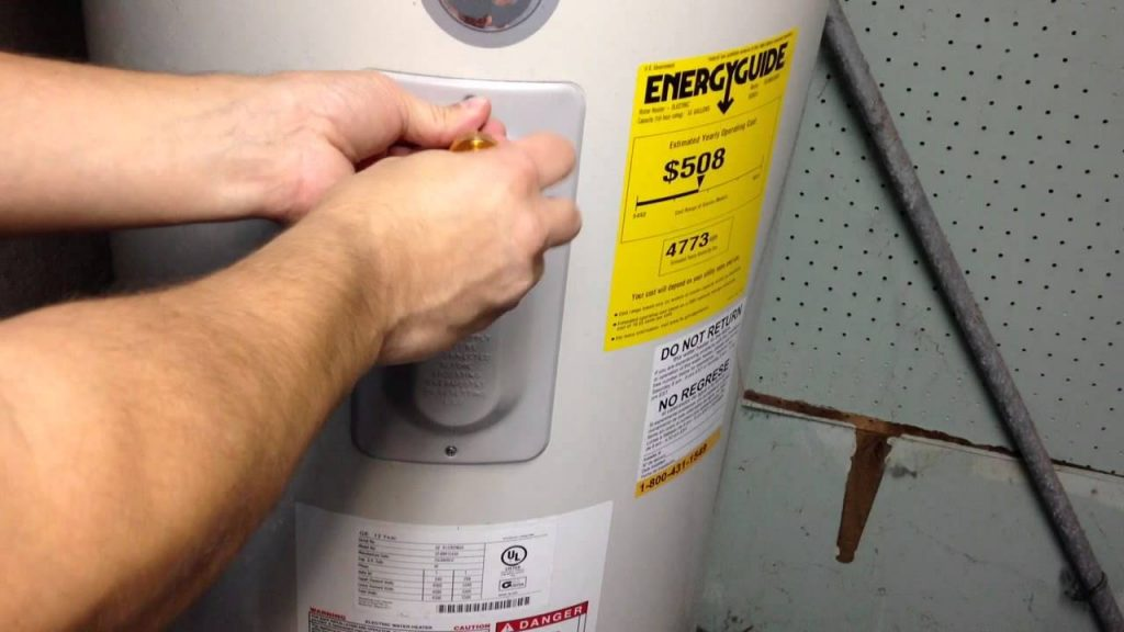 Relentless heat and air solutions, burleson, tx and surrounding areas, how to reset an electric water heater in two easy steps